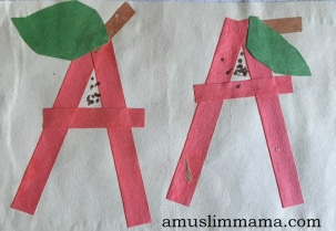 Toddler Letter A Craft (4)