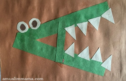 Toddler Letter A Craft (5)