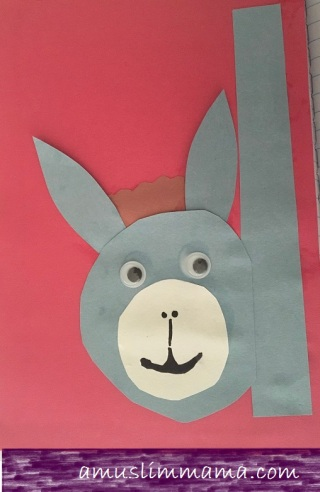 Letter D pre schooler and Toddler craft (2)