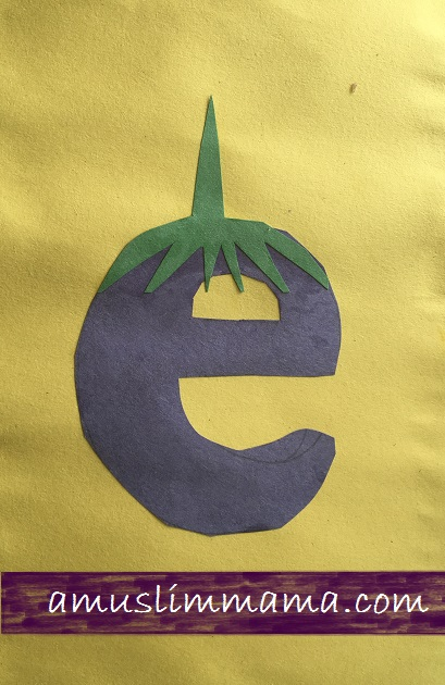 Letter E crafts for toddlers and preschoolers (6)