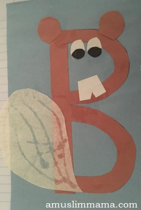 Preschool Letter B Craft (4)