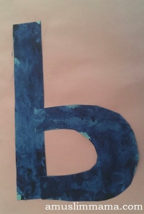 Preschool Letter B Craft (5)