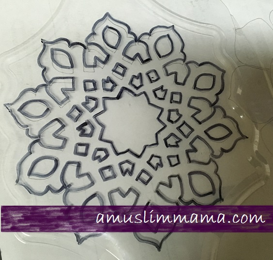 Ramadan craft lantern shrinky dink (12)