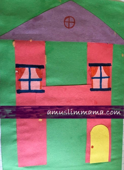 Letter H Crafts for Toddlers & Preschoolers (1)