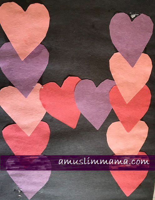 Letter H Crafts for Preschoolers | A Muslim MAMA