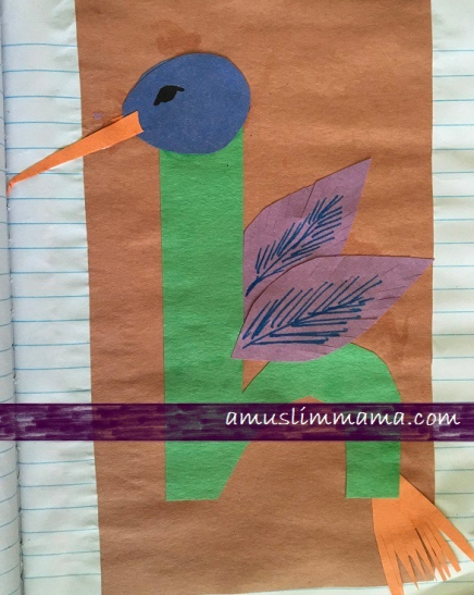 Letter H Crafts For Preschoolers A Muslim Mama