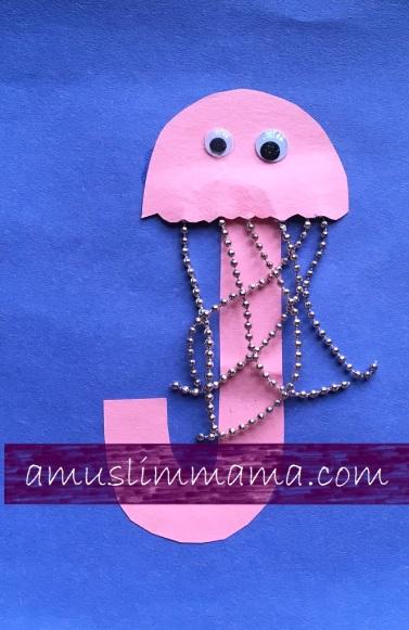 Pre schooler Letter J crafts (1)