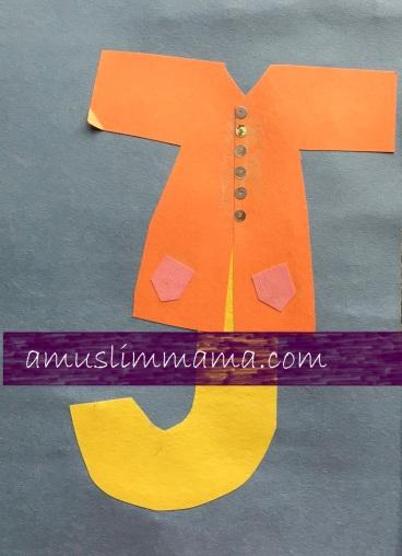 Pre schooler Letter J crafts (5)