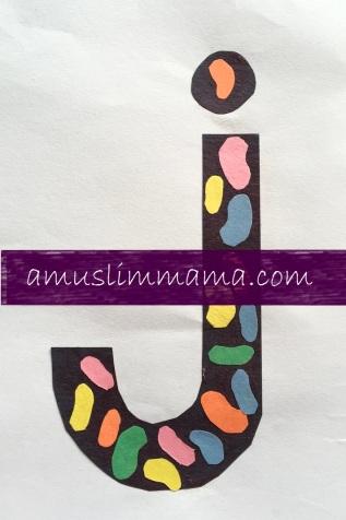 Pre schooler Letter J crafts (7)