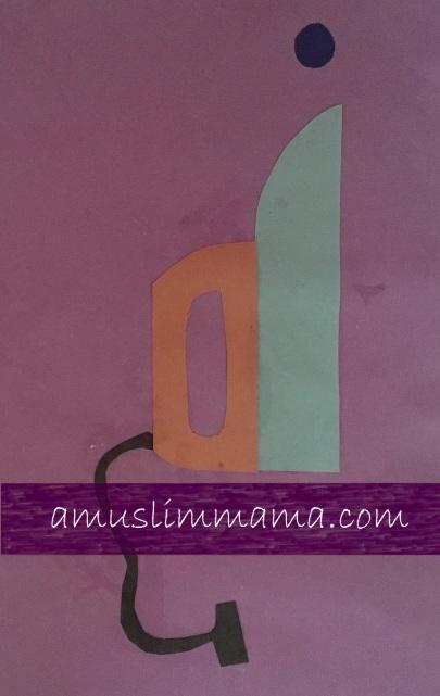 Preschooler Letter I crafts (1)