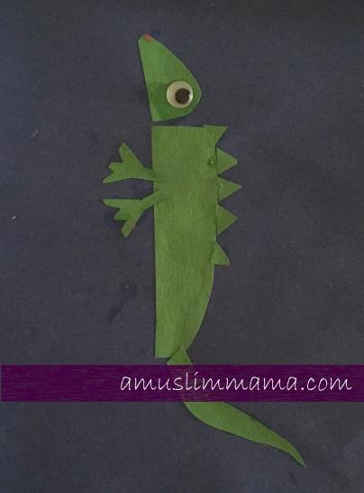 Preschooler Letter I crafts (3)