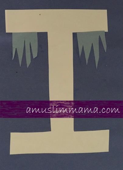 Preschooler Letter I crafts (5)