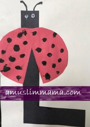 Toddler and Preschooler letter L crafts (2)
