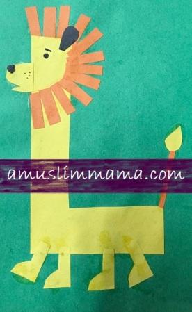 Toddler and Preschooler letter L crafts (4)