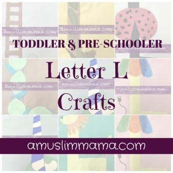Toddler and Preschooler letter L crafts (9)