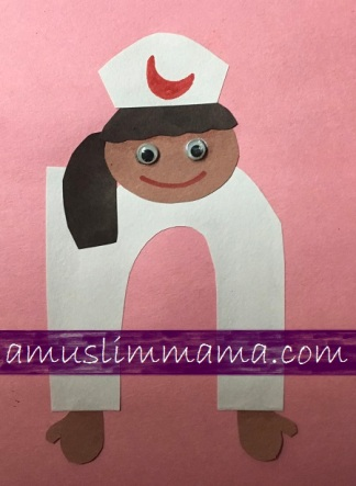 Toddler & Preschoolers Letter N Crafts (5)