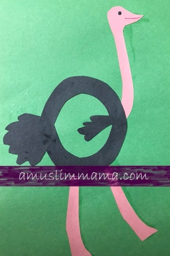 Toddler & Preschooler letter o crafts (5)