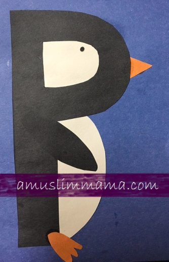Toddlers Preschoolers Letter P Crafts Amuslimmama