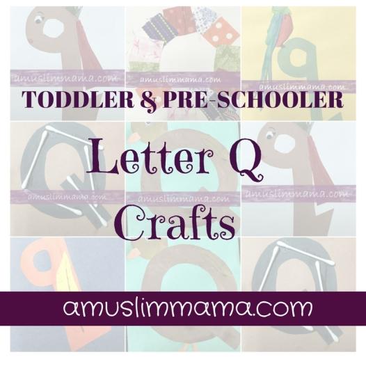TODDLER & PRE-SCHOOLER