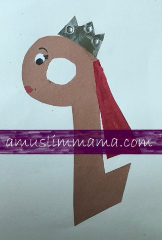 Toddlers & Preschooler Letter Q crafts (3)