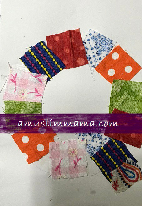 Toddlers & Preschooler Letter Q crafts (6)